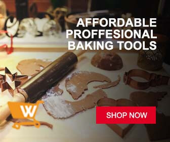 Wrinkled Affordable Baking Tools